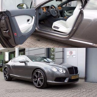 Bentley Continental GT V8 V8 373kW