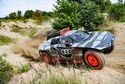 FOTOD. Audi esitles 2022. aasta Dakari ralli autot